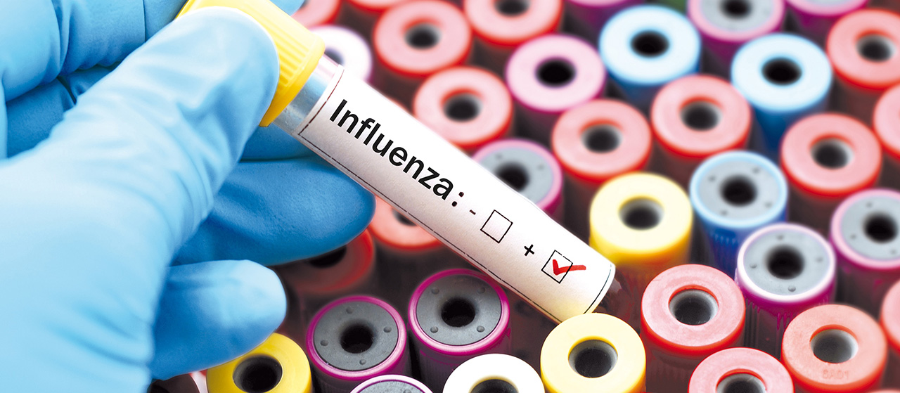 Physicians on Standby on the annual flu