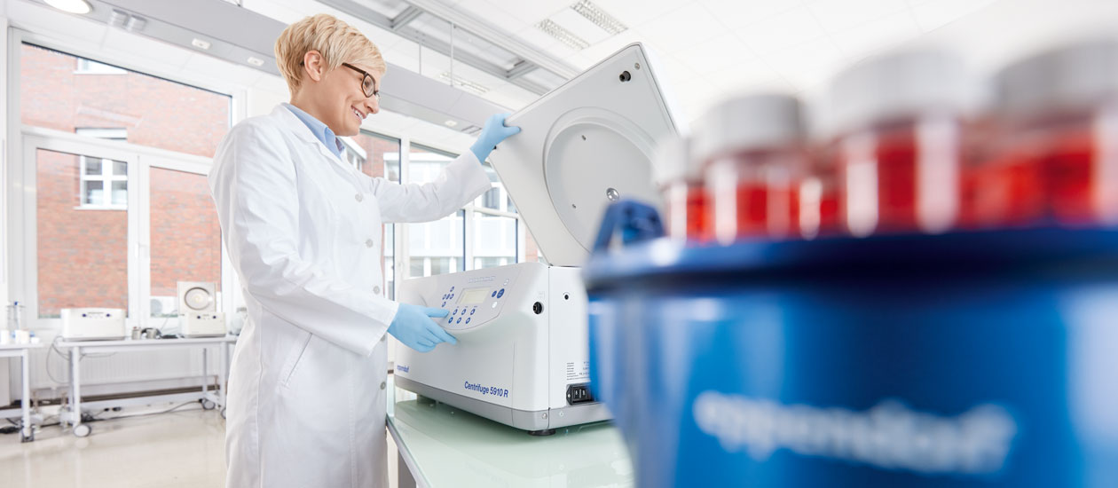 Adapt Your Centrifugation Time